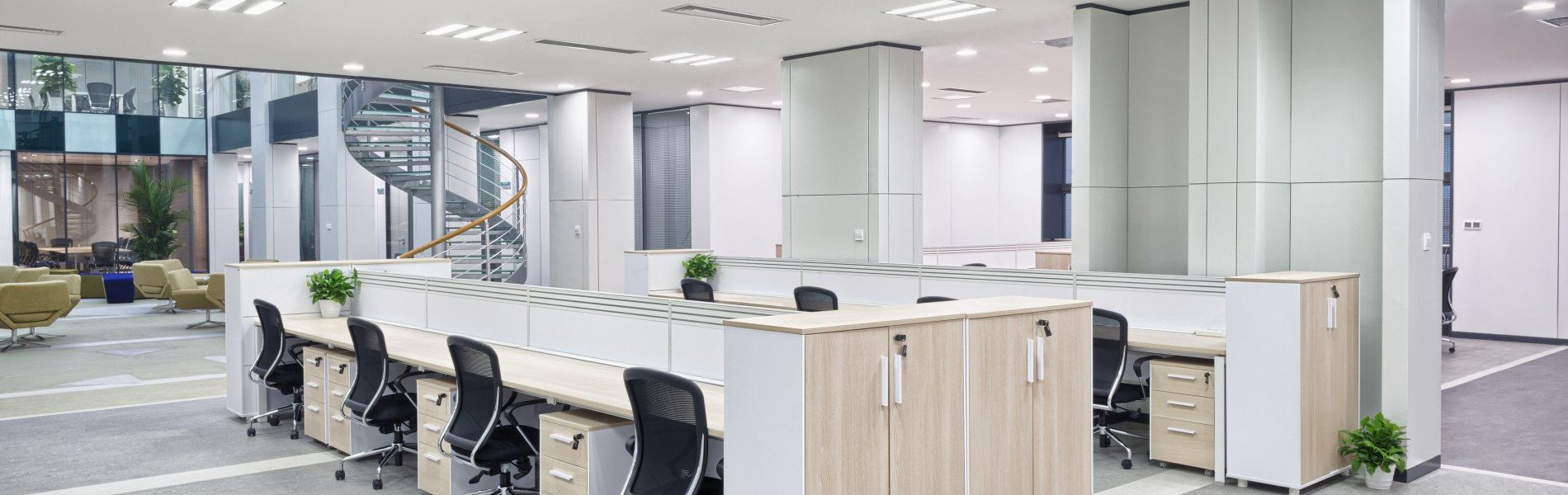 kantoorpand luchtbehandeling